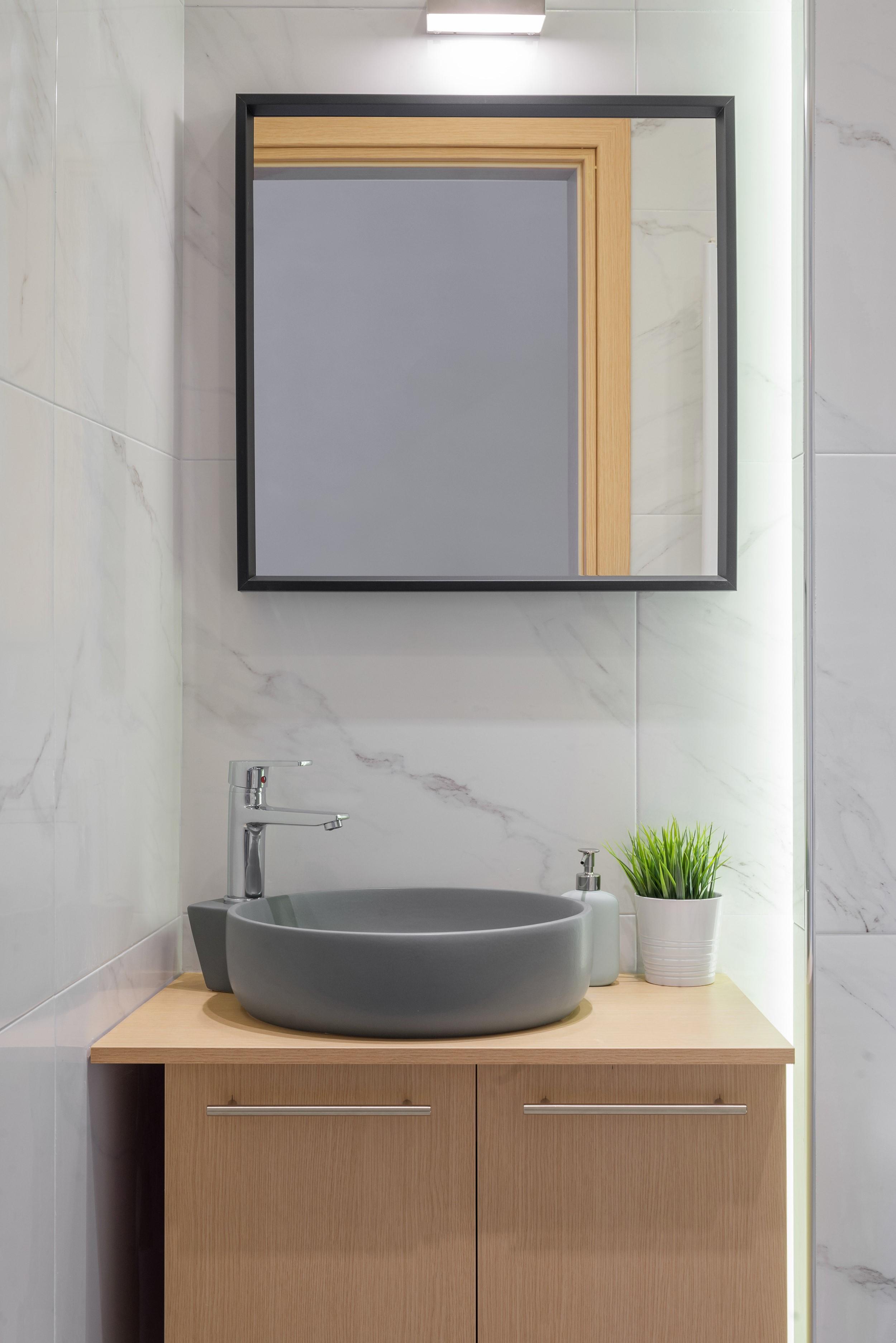 Μπάνιο νιπτήρας (custom)