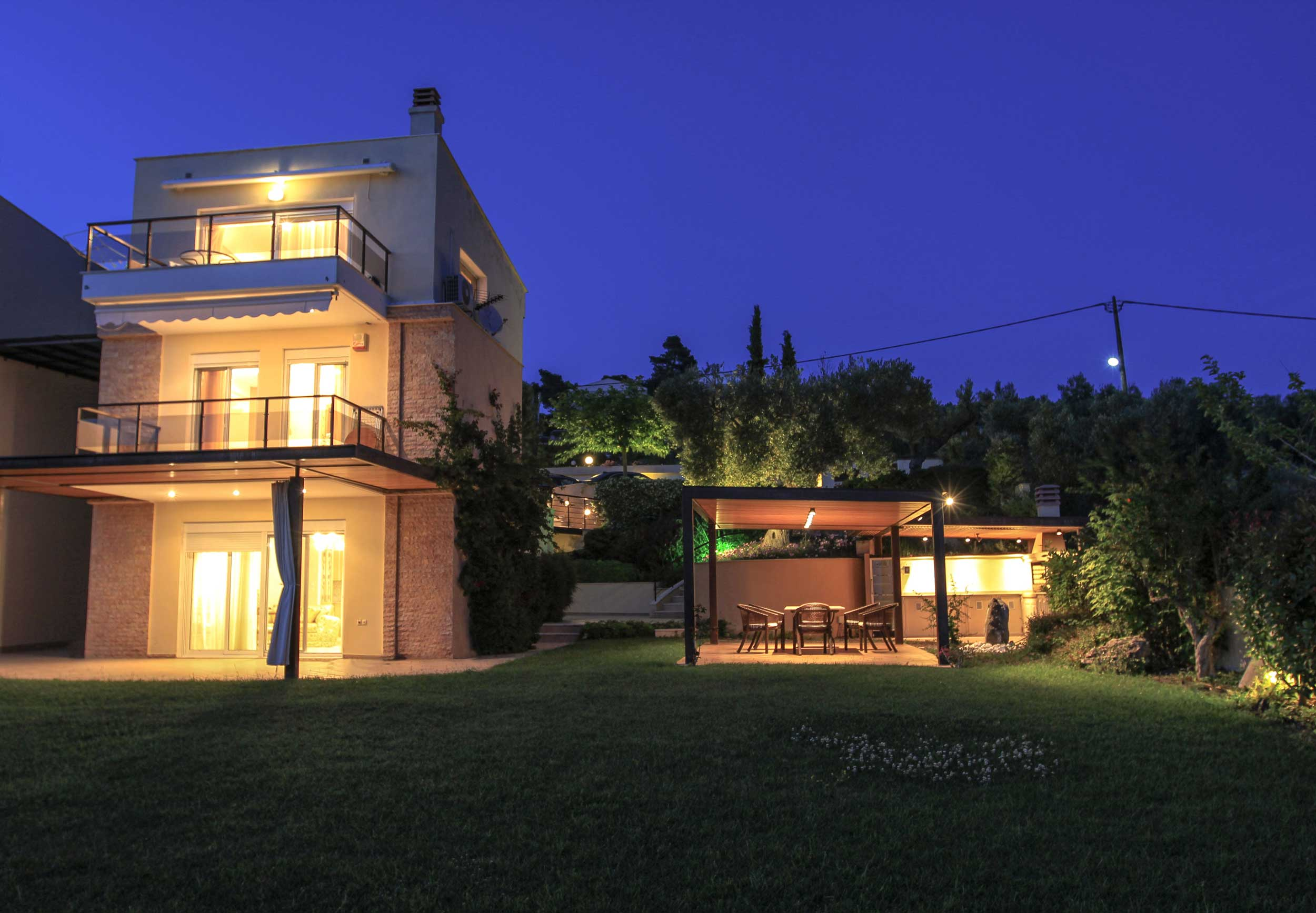 Εξοχική κατοικία 165 τ.μ. | Ποσείδι Χαλκιδικής