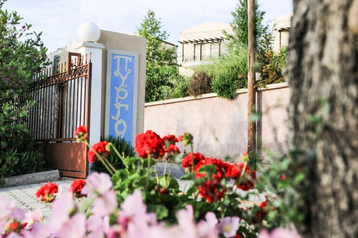 Συγκρότημα 6 εξοχικών κατοικιών στο Ποσείδι Χαλκιδικής