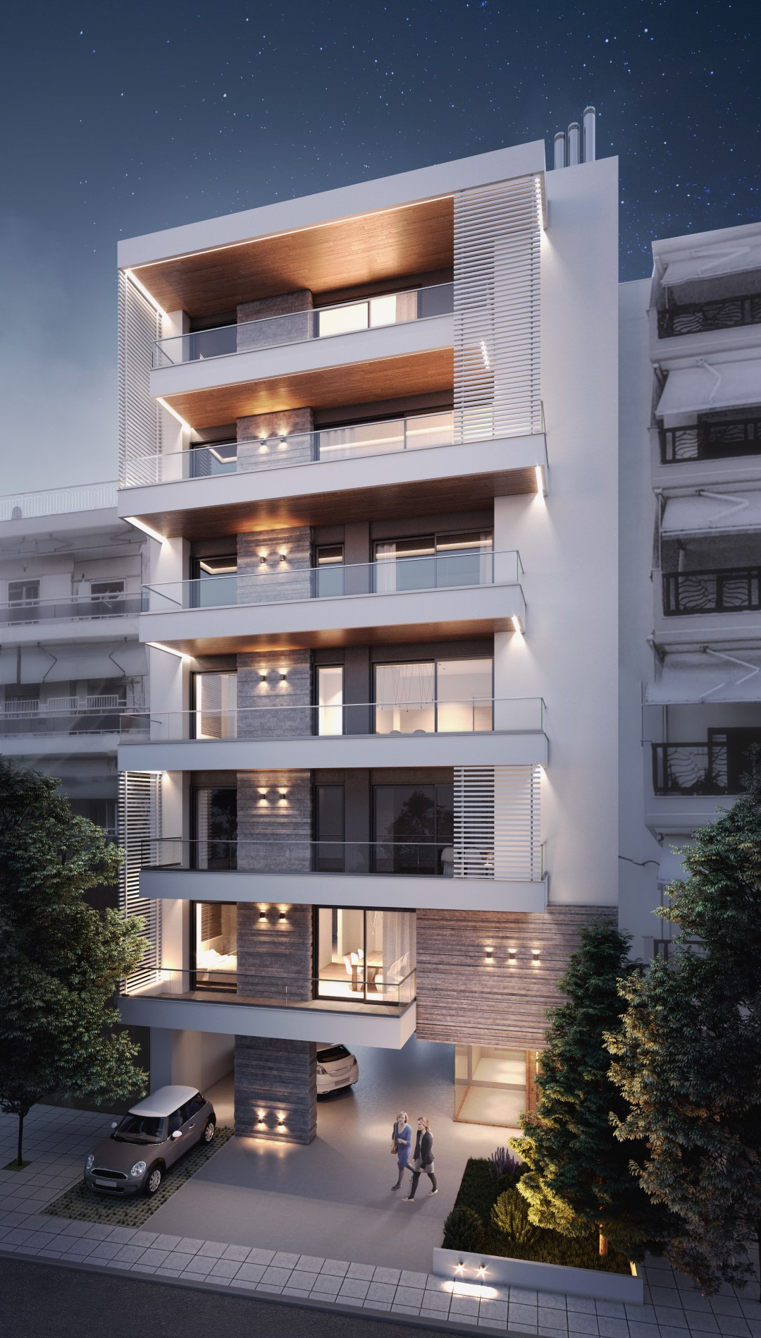 Kato Toumpa Ι Pileas Str. | Maisonette | 163 sq.m. | 5th - 6th floor