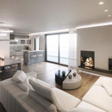 Νεόδμητο διαμέρισμα | 127τ.μ. – 5ου ορόφου | Κάτω Τούμπα