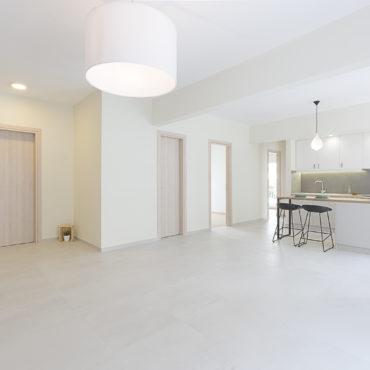 Apartment renovation | 103 sq.m. | Charilaou area