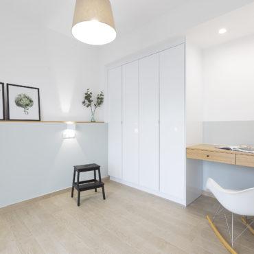Apartment renovation | 75 sq.m. | Kato Toumpa area