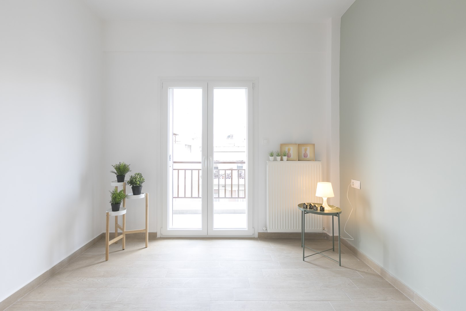 Apartment renovation | Ano Toumpa | 96 sq m  | 4th floor