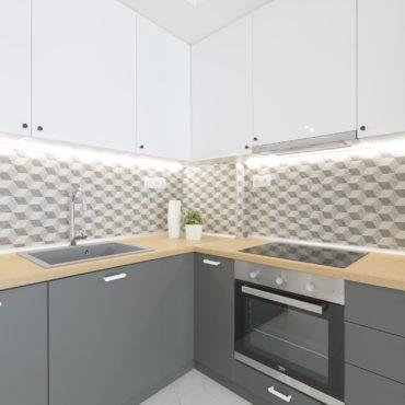 Apartment renovation | 96 sq.m. | Ano Toumpa | 4th floor