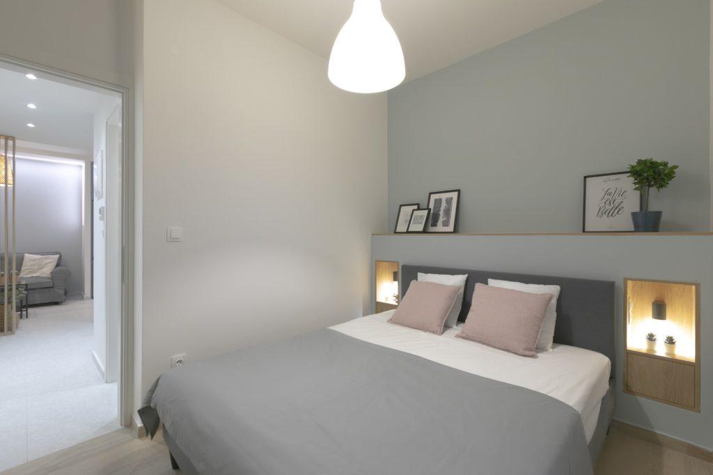 Apartment renovation   Ag.Sofias   45 sq.m.   SOLD