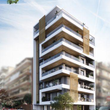 7όροφο κτίριο κατοικιών στην Κάτω Τούμπα – Αμφιπόλεως 16